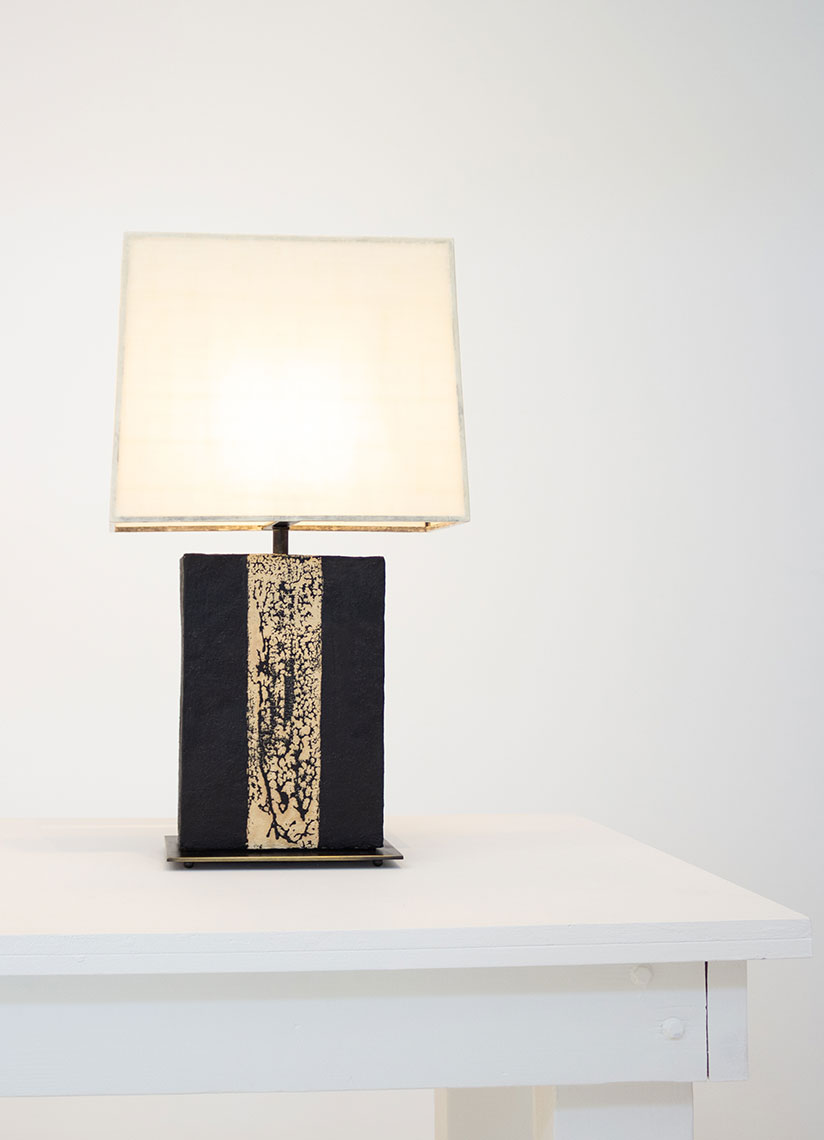 Rectangular Table Lamp TL008